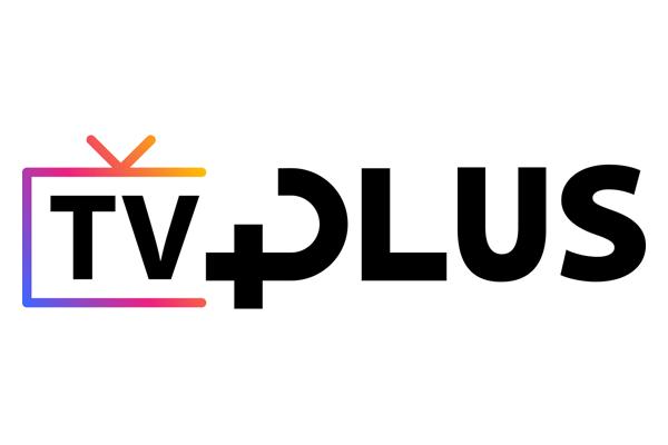 Logo de Samsung TV Plus