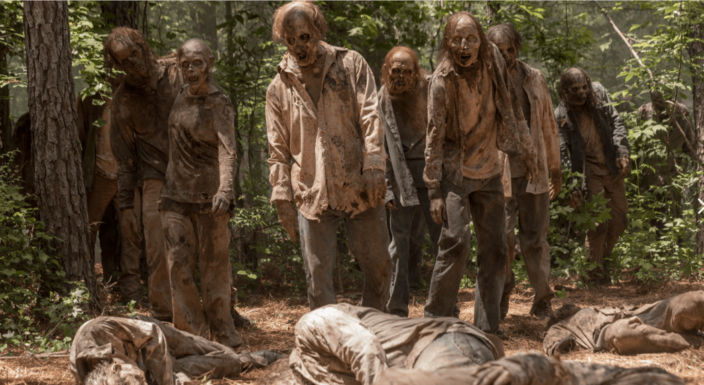 Imagen de la serie de Fox 'The Walking Dead'