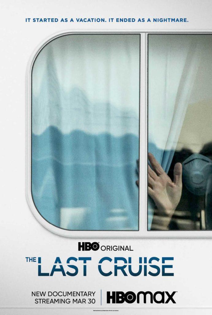 Cartel del documental de HBO 'El último crucero'