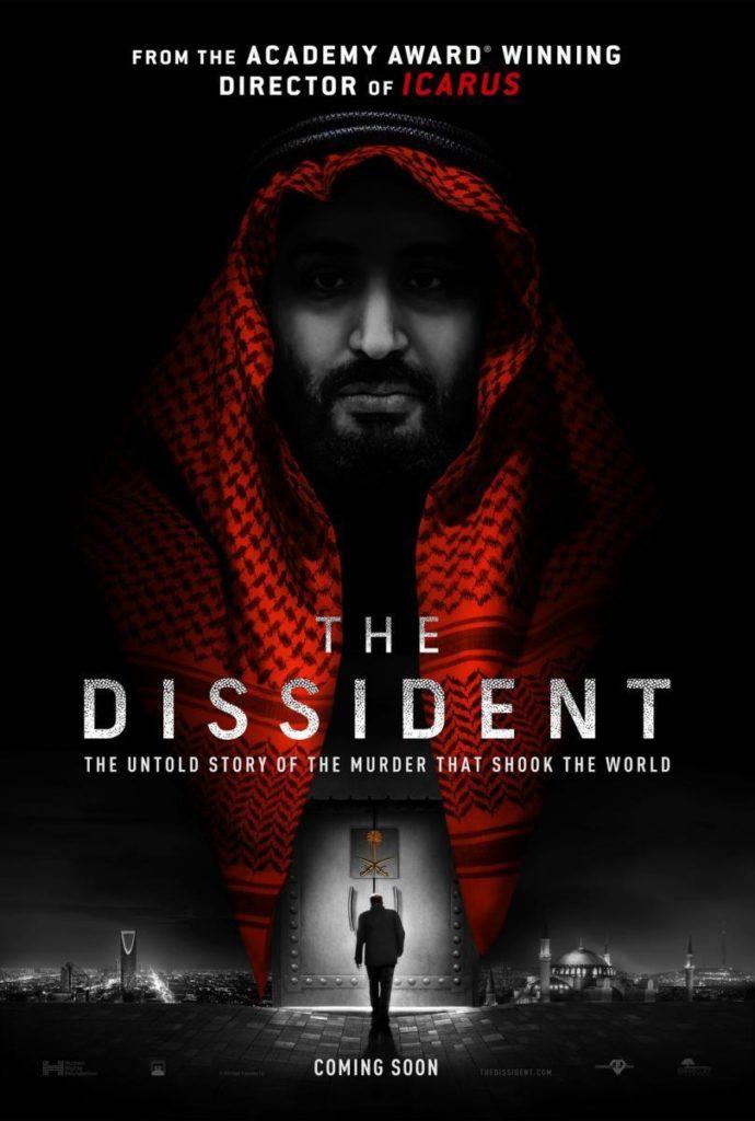 Cartel del documental de Filmin 'El disidente'