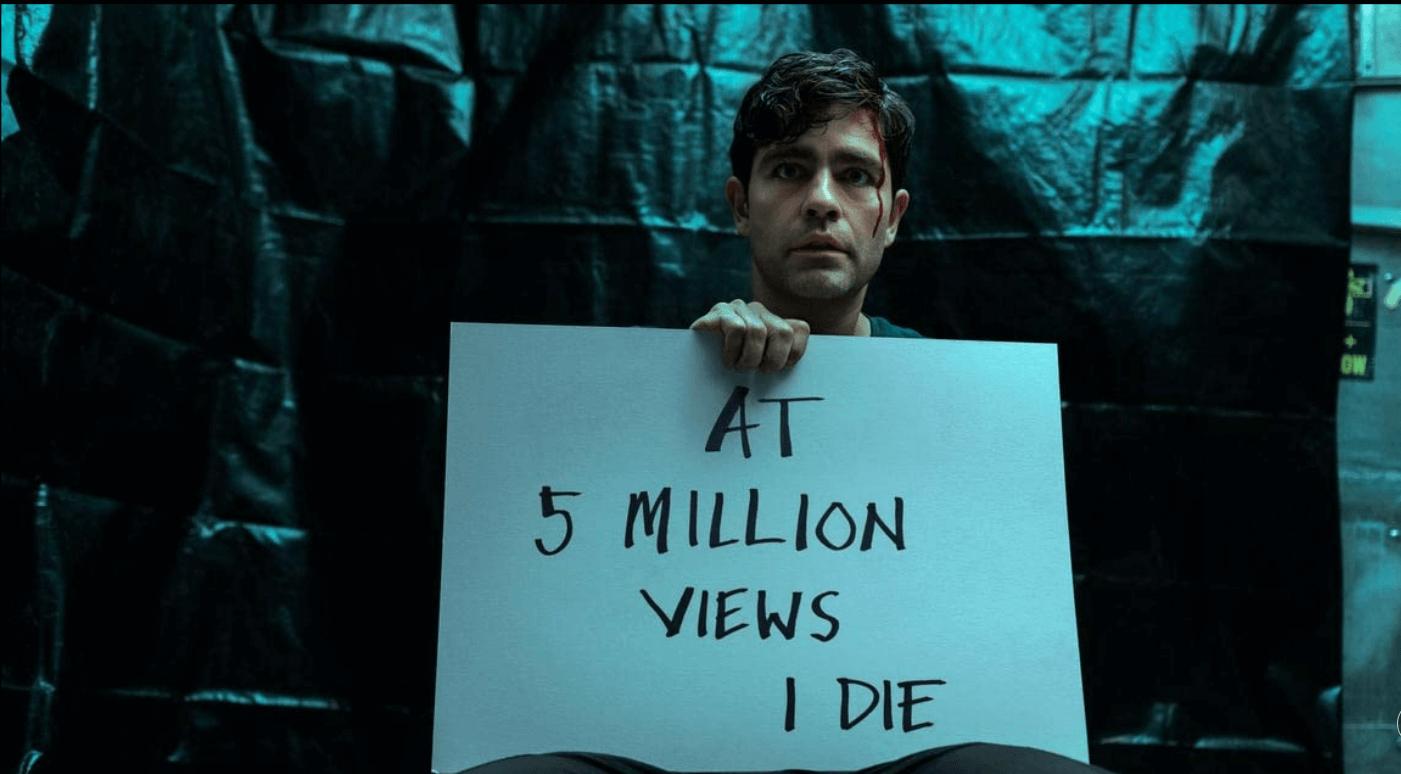 Imagen de la serie de Netflix 'Clickbait'