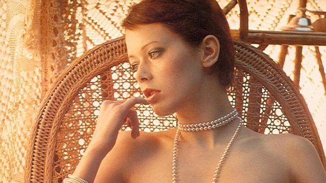 Sylvia Kristel en la película 'Emmanuelle'