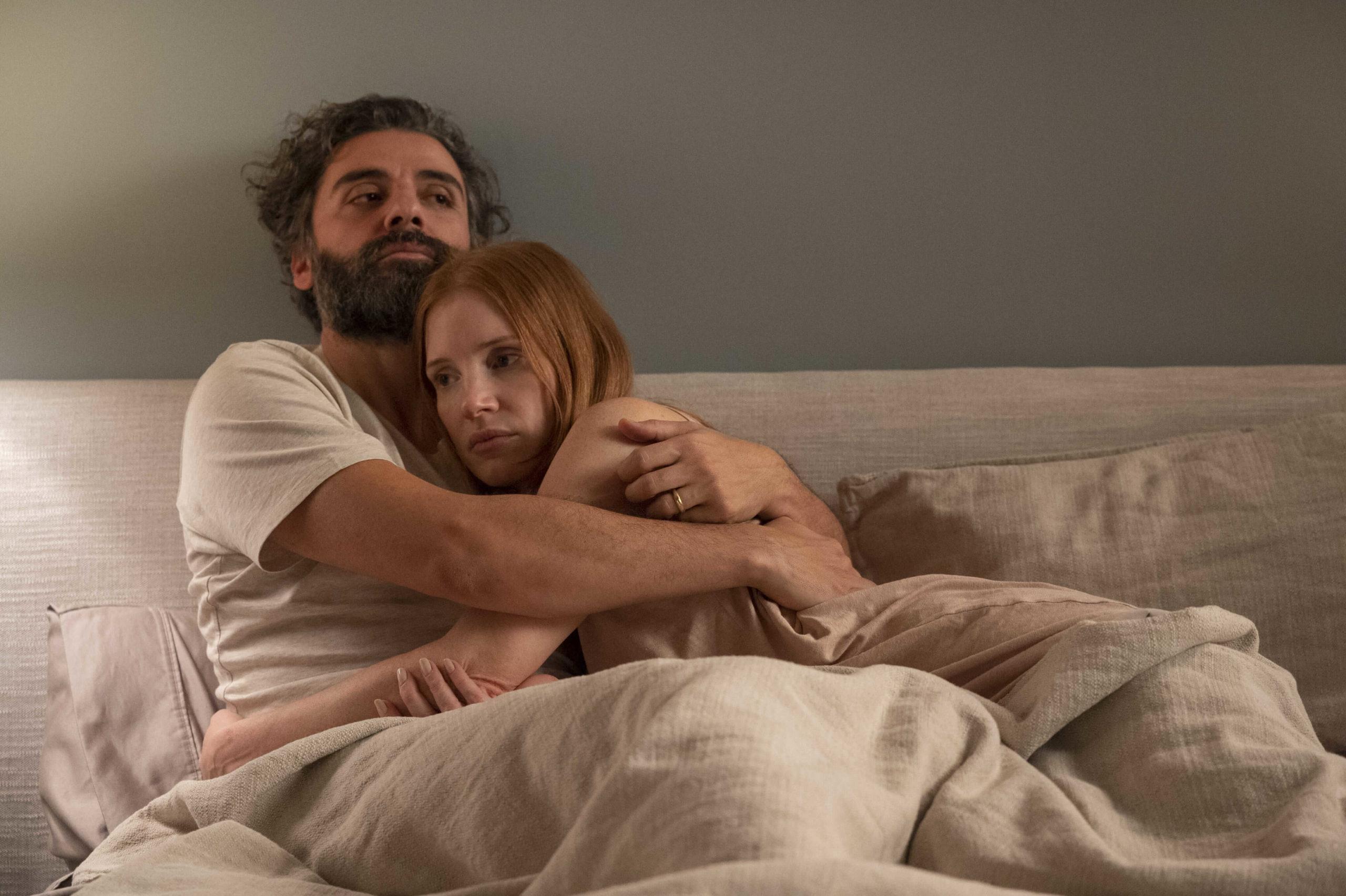 Imagen de la serie de HBO '-secretos de un matrimonio'